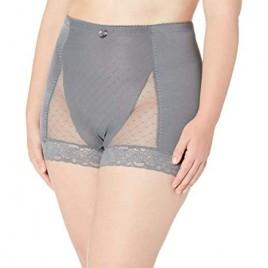 Rhonda Shear Women's Pin Up Dot Tap Panty 4000