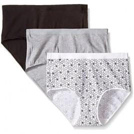 Hanes Women's 3 Pack Ultiamte X-Temp Brief Panty 40XT