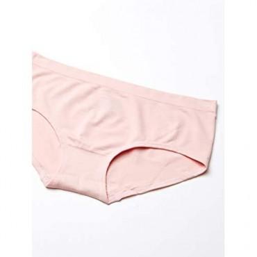 Splendid Women's Seamless Hipster Underwear Panty 5 Pack