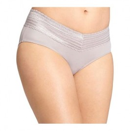 Warner's Women's No Pinching No Problems Lace Hipster