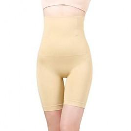 RRLOM Women Body Shapewear Tummy Control Shaper High Waist Thigh Slimmer  Small to Plus-Size (Nude  M)