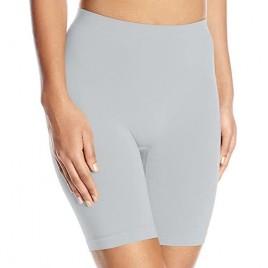 Vassarette Women's Comfortably Smooth Slip Short Panty 12674 Feather Grey Small/5