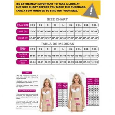 M&D 0211 Body Shaper Butt Lifter Slimmer Shorts | Calzones Levanta Cola