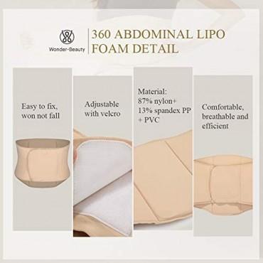 Abdominal Board 360 Lipo Foam Post Surgery Supplies Wrap Waist Skin-Friendly Board After Liposuction