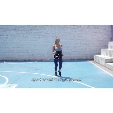 Luyeess Women's Waist Trainer for Weight Loss Body Shaper Trimmer Cincher Corset Belt Sport Girdle