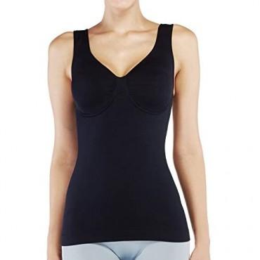 KHAYA Women Shapewear Camisole Underwire Control Tank Tops Body Shaper