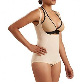 Marena Recovery Panty-Length Compression Girdle with High-Back  Stage 2 (Pull on)