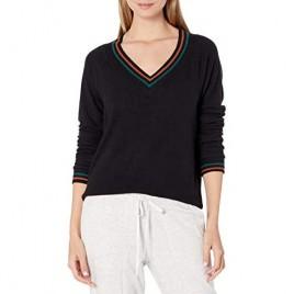PJ Salvage Women's Loungewear Ciao Bella Long Sleeve Top