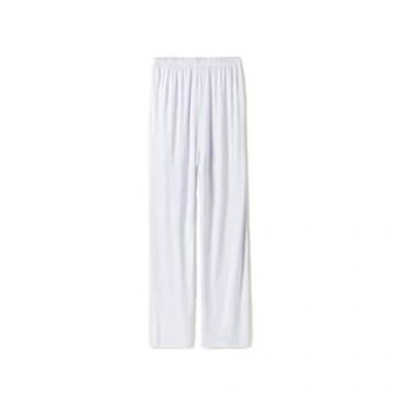 ezShe Women's Soft Cotton Lounge Pajama Pants with Pockets
