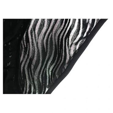 Naturemore Men's Swimwear Sexy Bikini Solid Stripe Siwmming Seamless Front Pouch Bikini Briefs