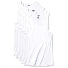 IZOD Men's 5 Pack A-Shirt
