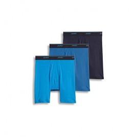 Jockey Men's Underwear Staycool Midway Brief - 3 Pack