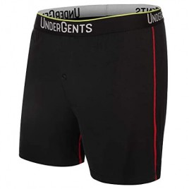 UnderGents Men's Ultra-Soft Boxer Short. Freedom & Cooling Comfort Underneath