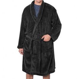 FOXFIRE Big Men's Plush Robe