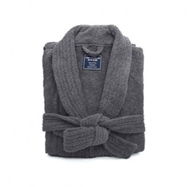 MARQUESS Premium Thick Terry Cloth Bathrobe Long –Staple Combed Cotton Robe-Unisex Suits for Adult