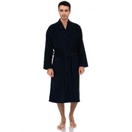 TowelSelections Men's Robe Turkish Cotton Terry Kimono Bathrobe