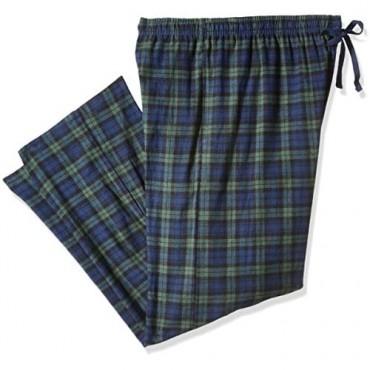 Hanes Ultimate Men's Big Flannel Pant